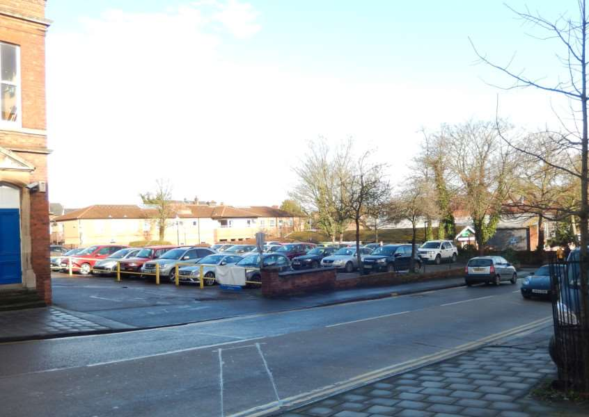 St Catherine's Road car park