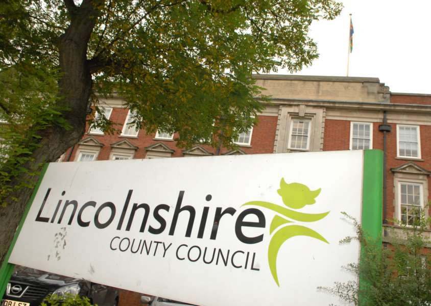 Lincolnshire County Council offices in Lincoln. EMN-150909-170439001