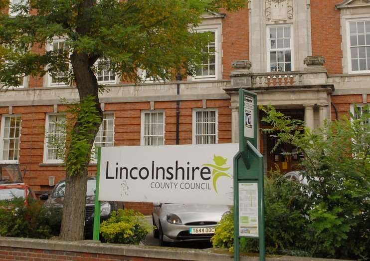 Lincolnshire County Council.