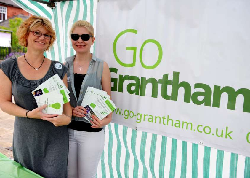 Independent Retailers Day, Grantham