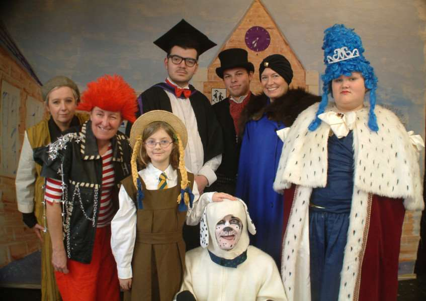 Tickets are now on sale for the Harby Harlequin's The Wizard of Hose pantomime PHOTO: Supplied