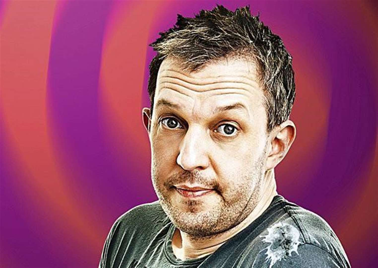 WHAT'S ON: Comedy returns to Grantham Guildhall with Alan Hudson