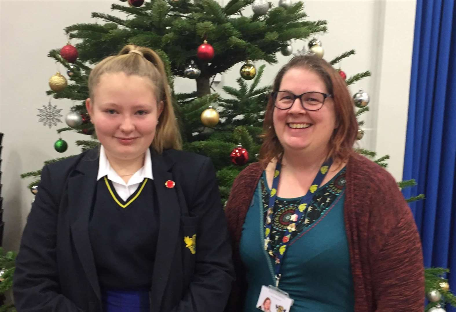 Pupils count blessings for Grantham Hospital appeal