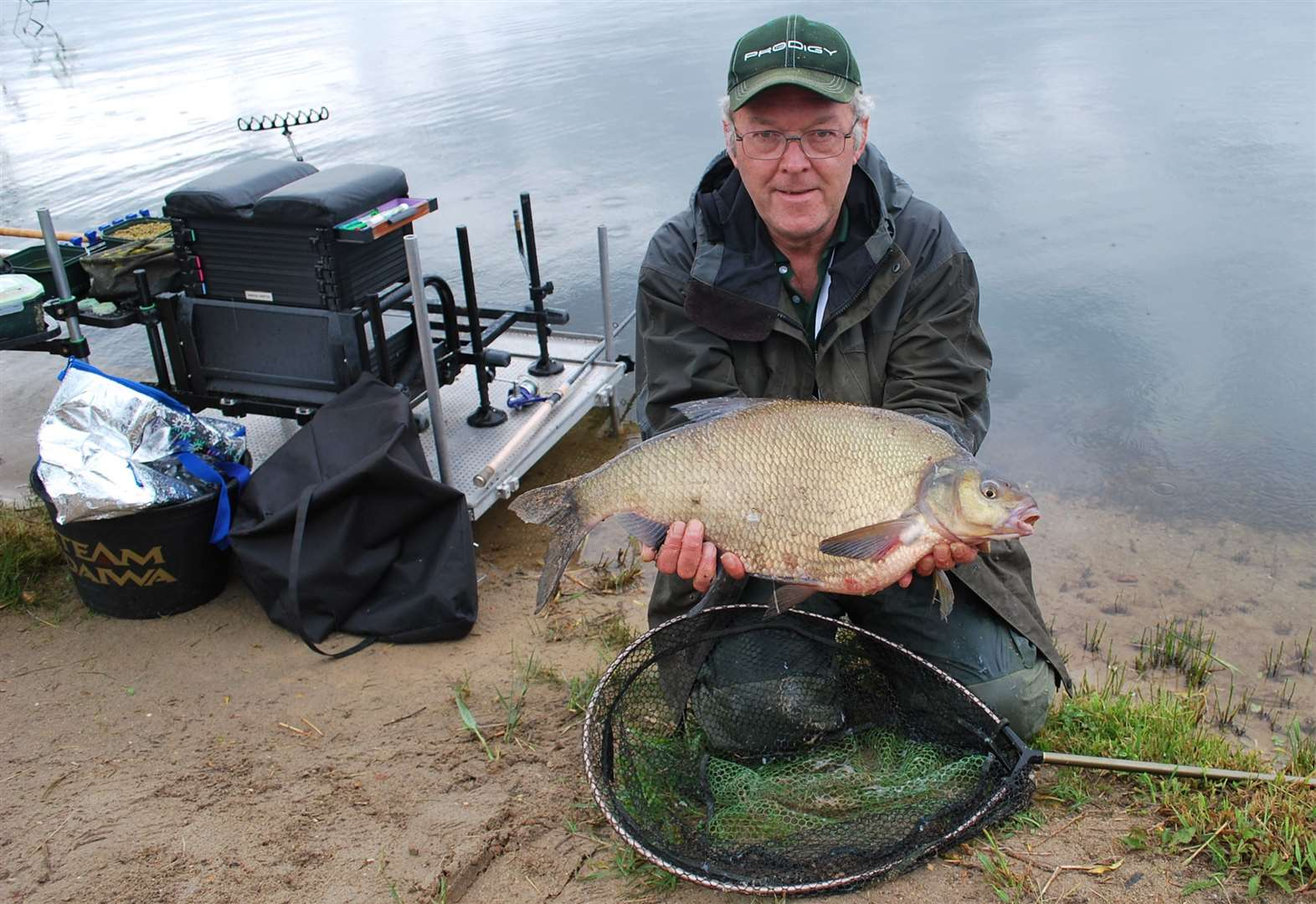 Coster outlines the basic trinity of coarse anglers and their habitats