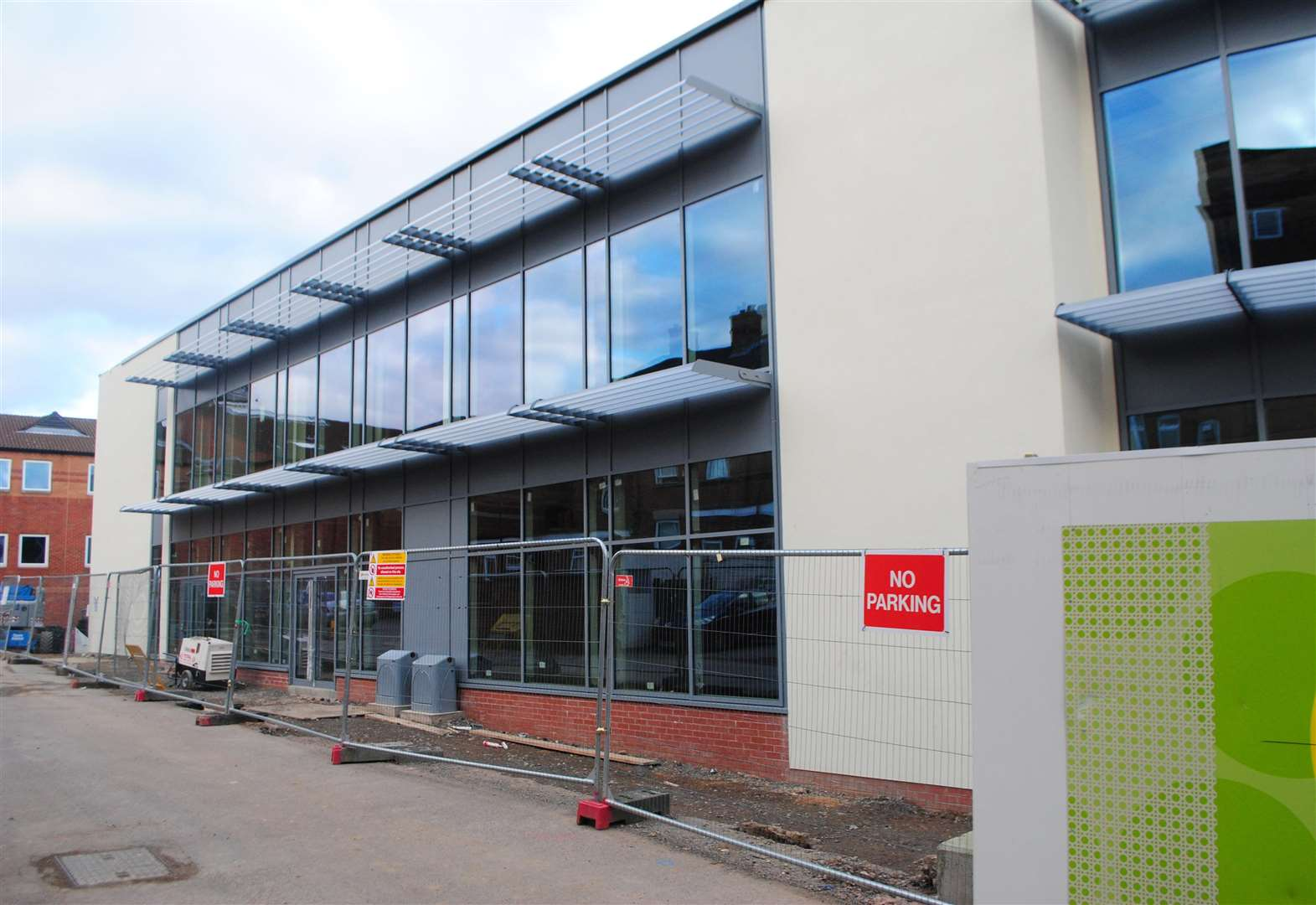 Another delay for opening of Grantham cinema