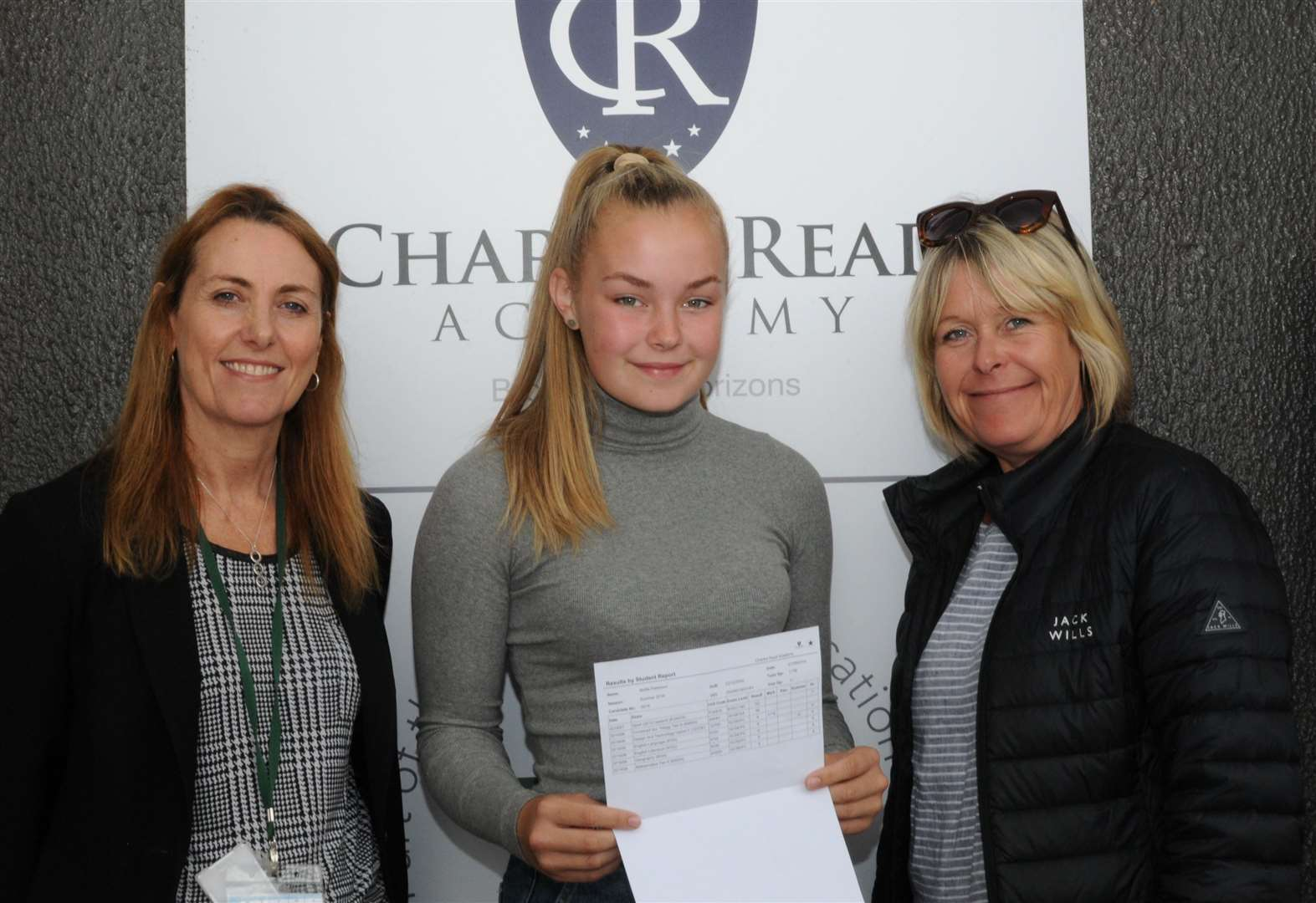 GCSE results day 2019: Charles Read Academy