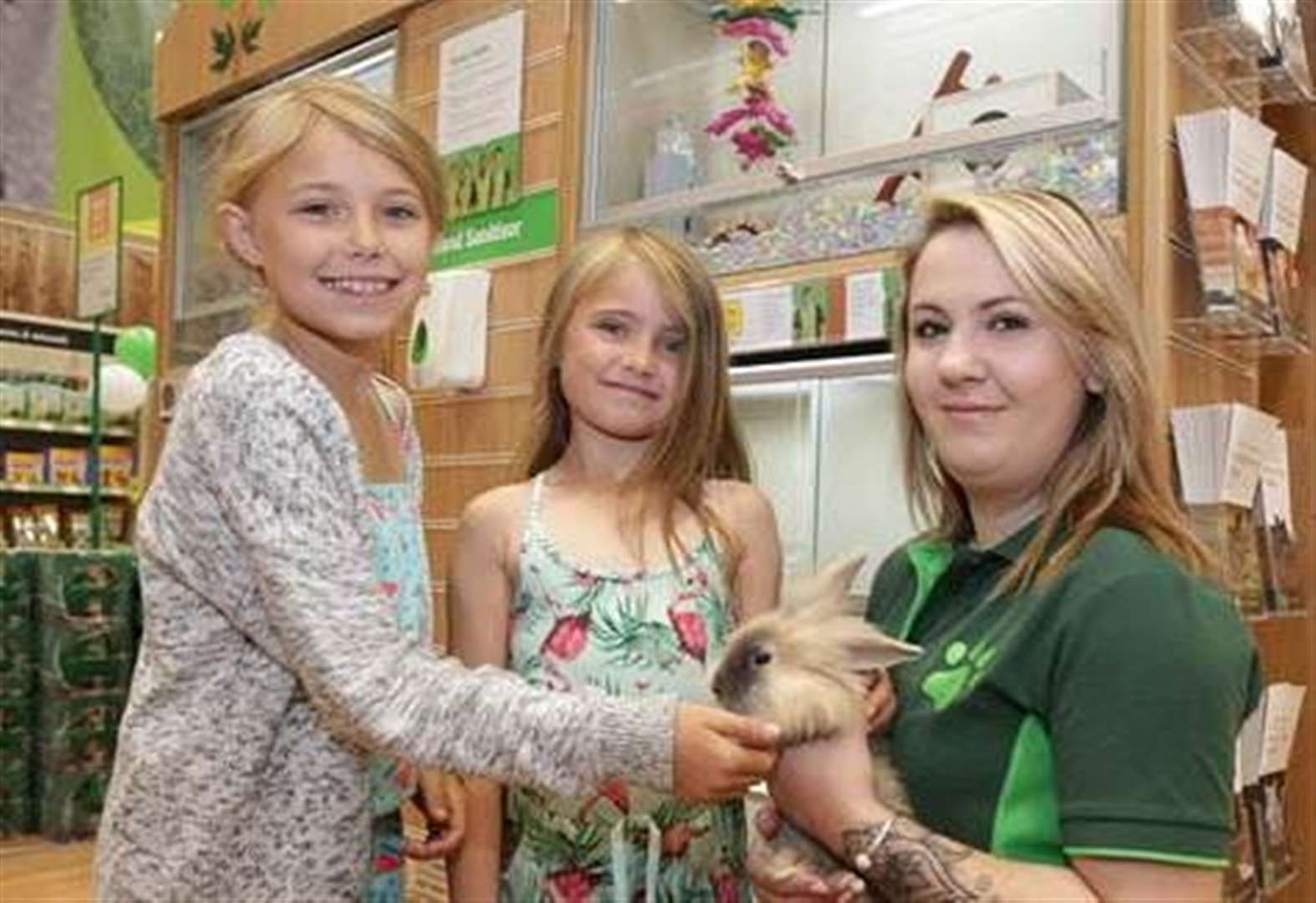 Last chance to enjoy free pet workshops at Grantham store before school starts