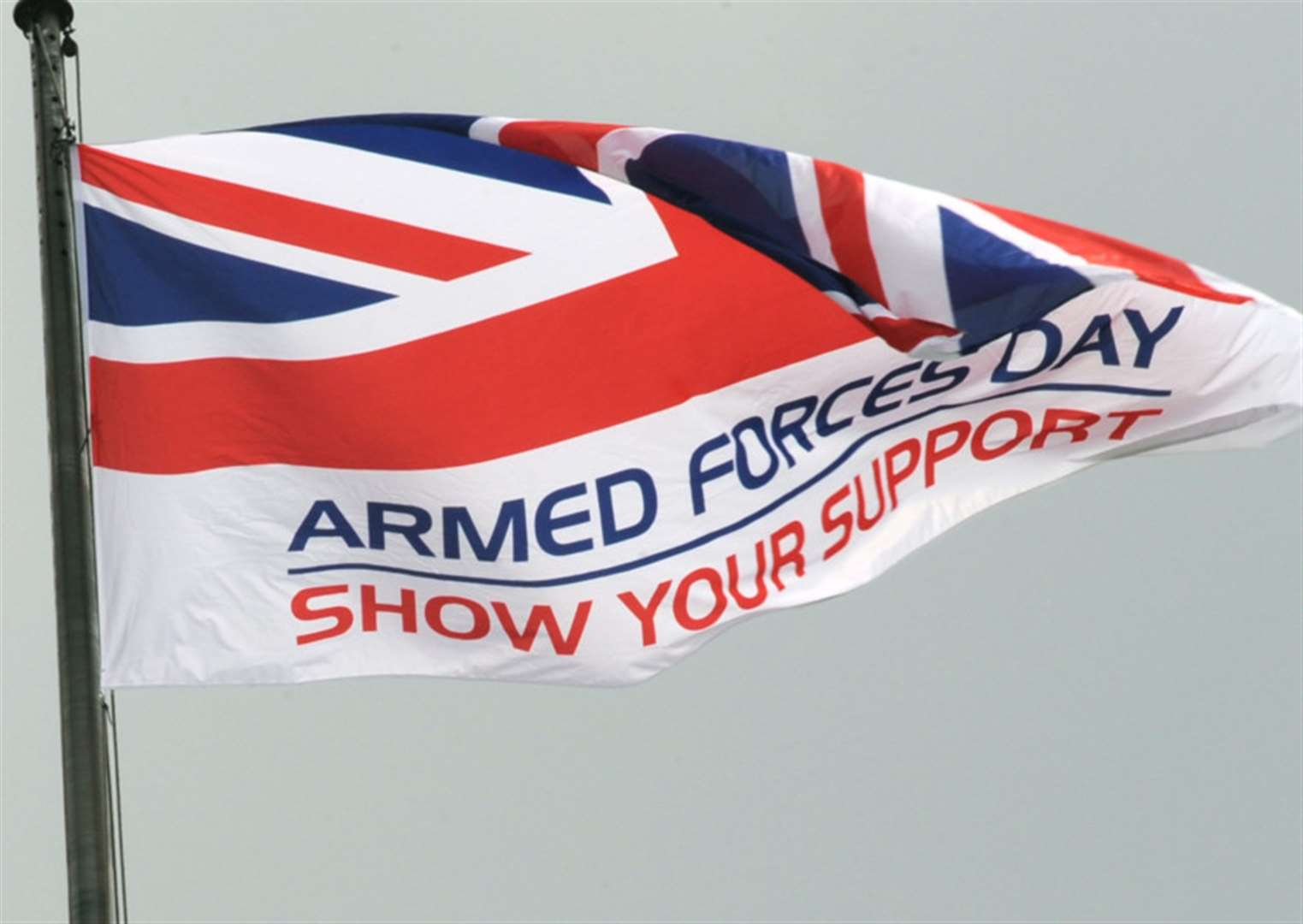 WHAT'S ON: Armed Forces Day event will be held at Allington's Arena UK showground