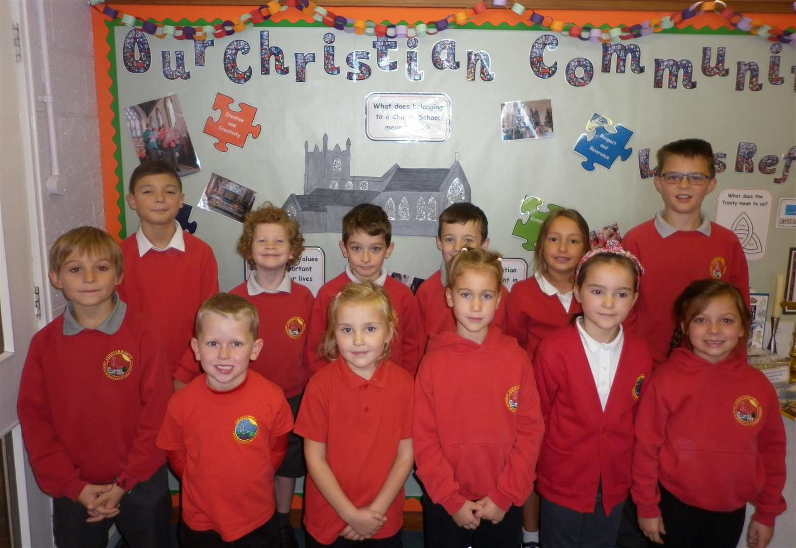 Colsterworth pupils host their own council elections