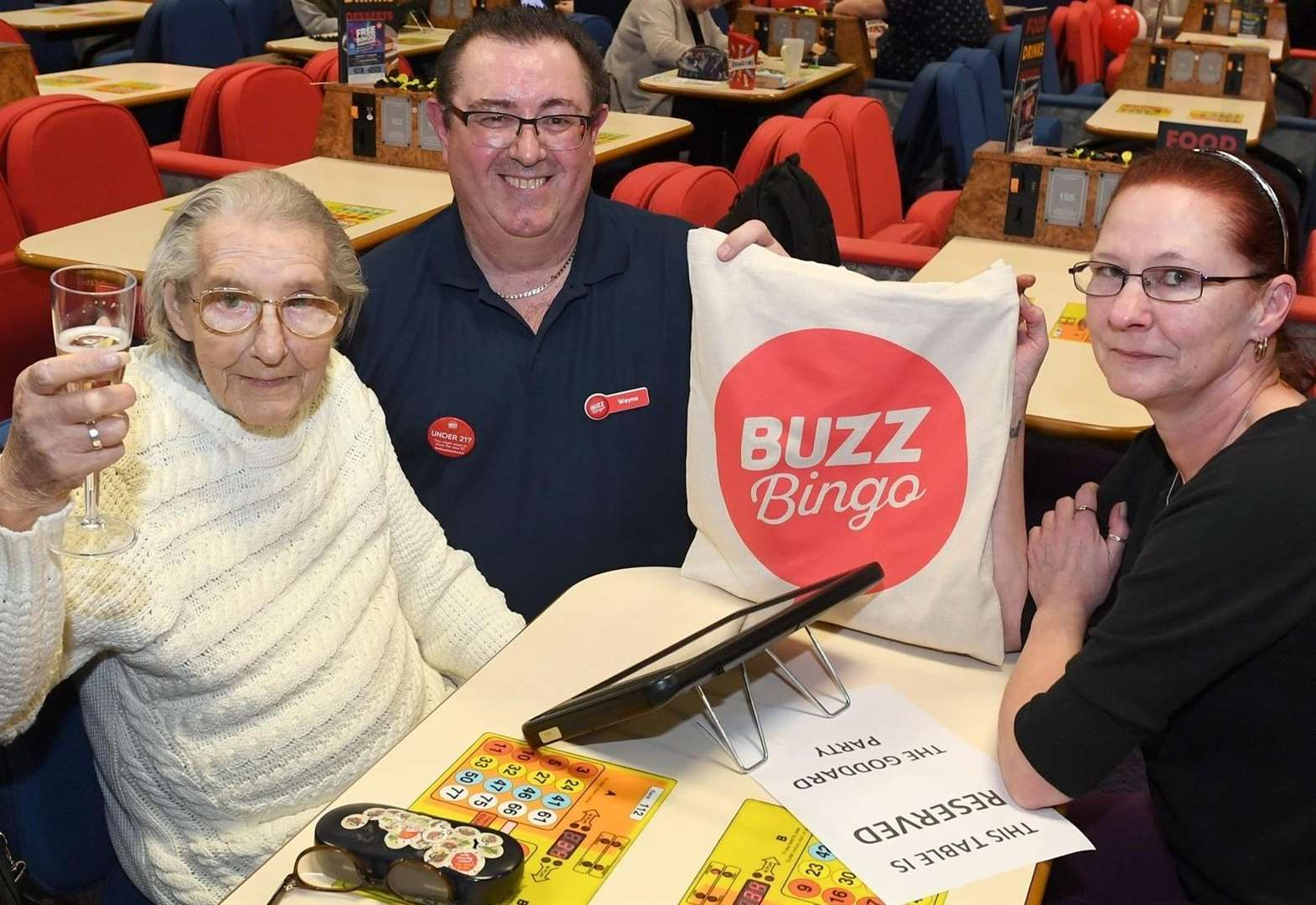 New club opens with help of bingo-mad mother and daughter