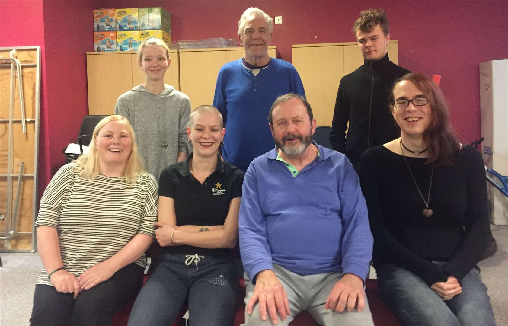 New Players' production will be performed at Grantham's Guildhall