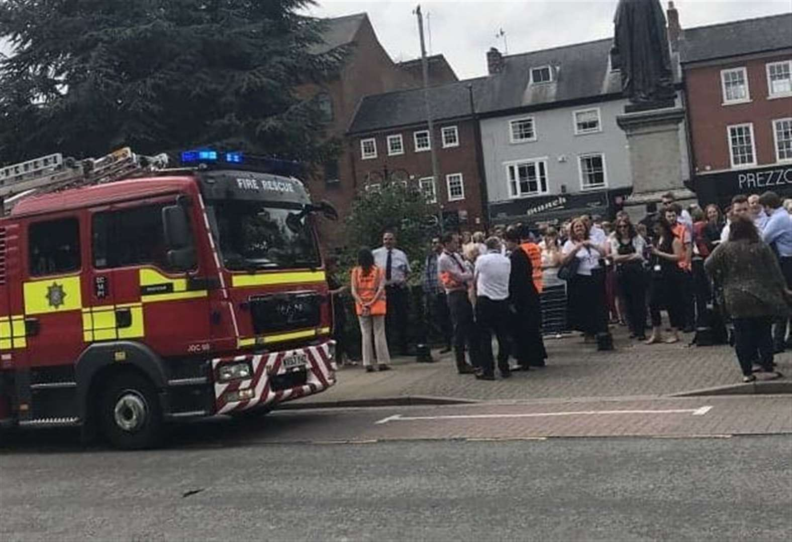 SKDC's Grantham offices evacuated following fire alarm
