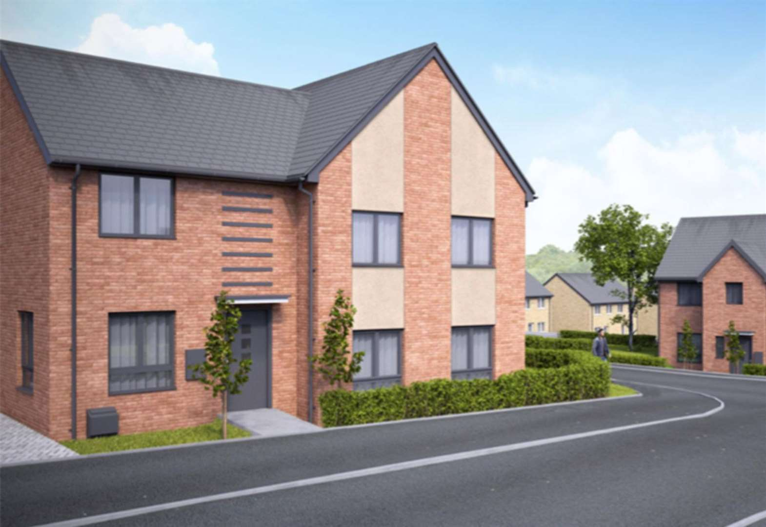 Plans for 46 affordable homes in Great Gonerby are recommended for approval