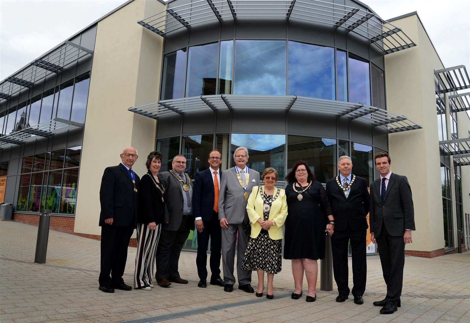 New Savoy cinema is launched in Grantham
