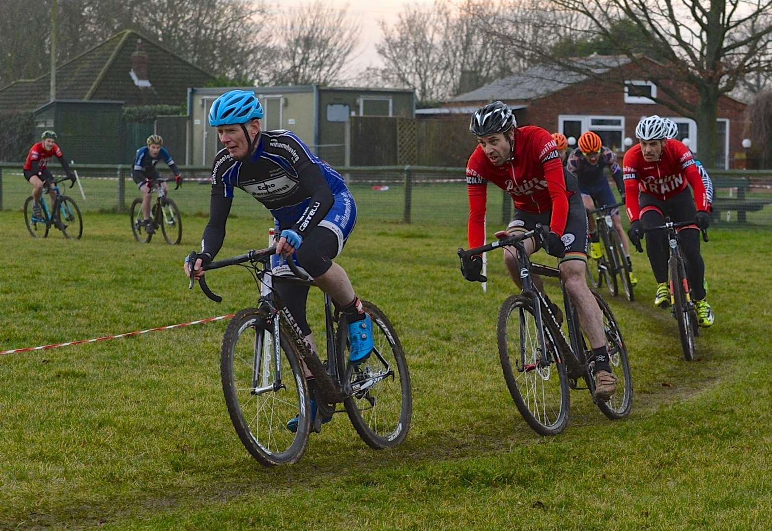 Change of course for latest Lincs League Cyclo-Cross meet