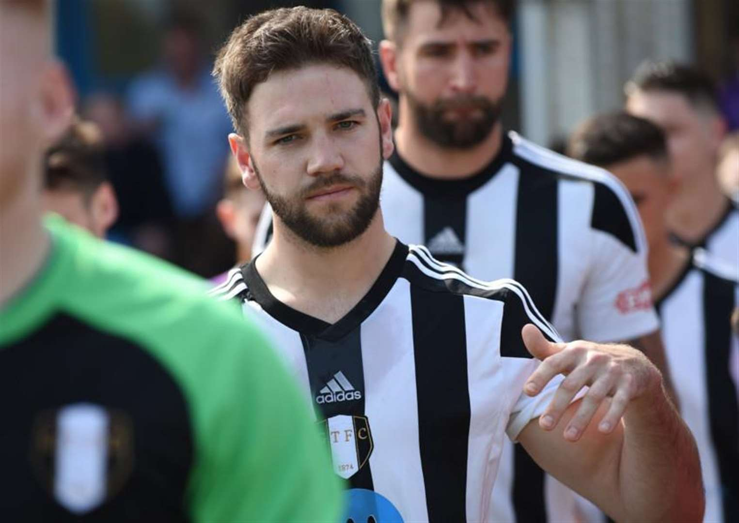 Grantham Town are through to play-off final
