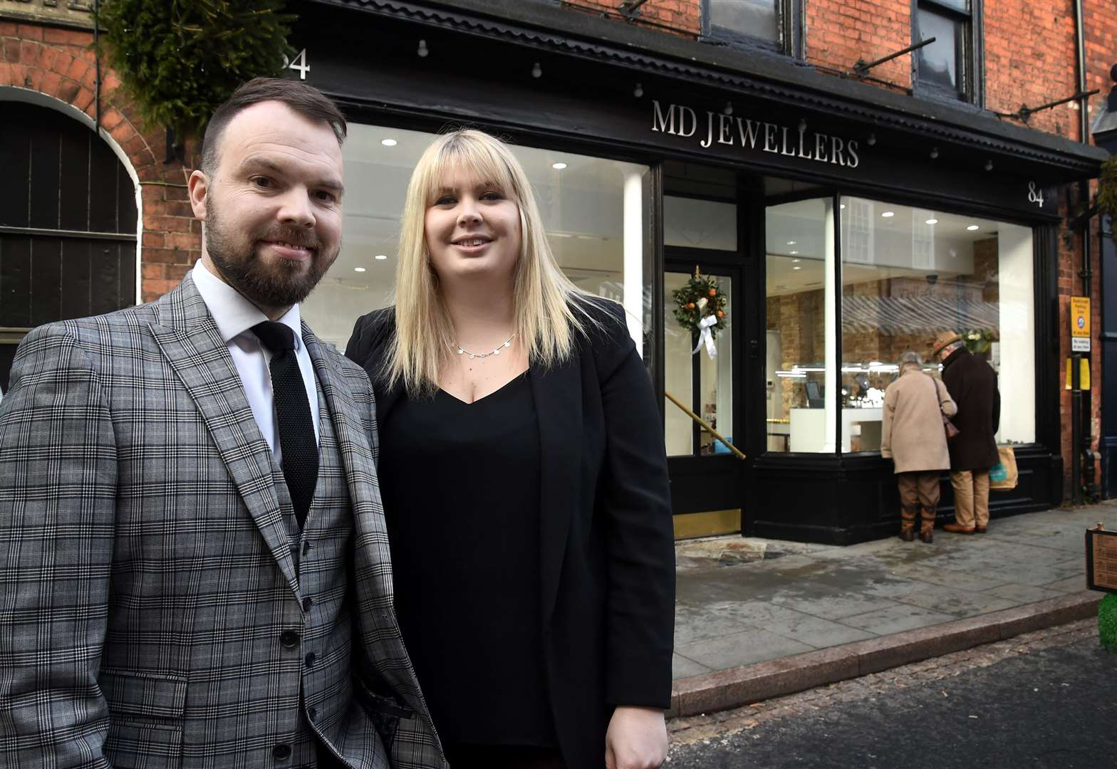 Grantham jewellery store unveils transformation at new premises