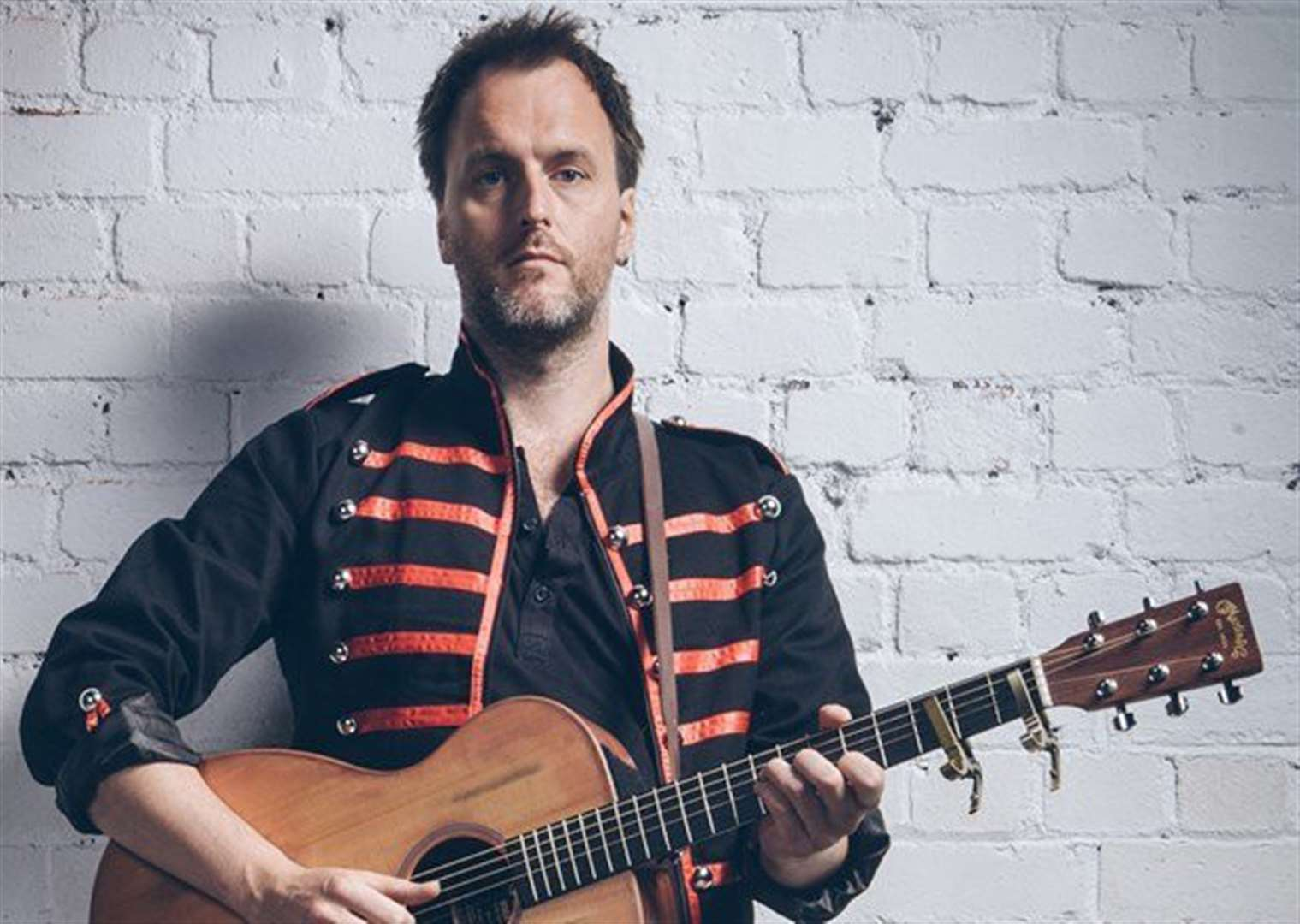 WHAT'S ON: Bellowhead front man Boden is heading for Grantham