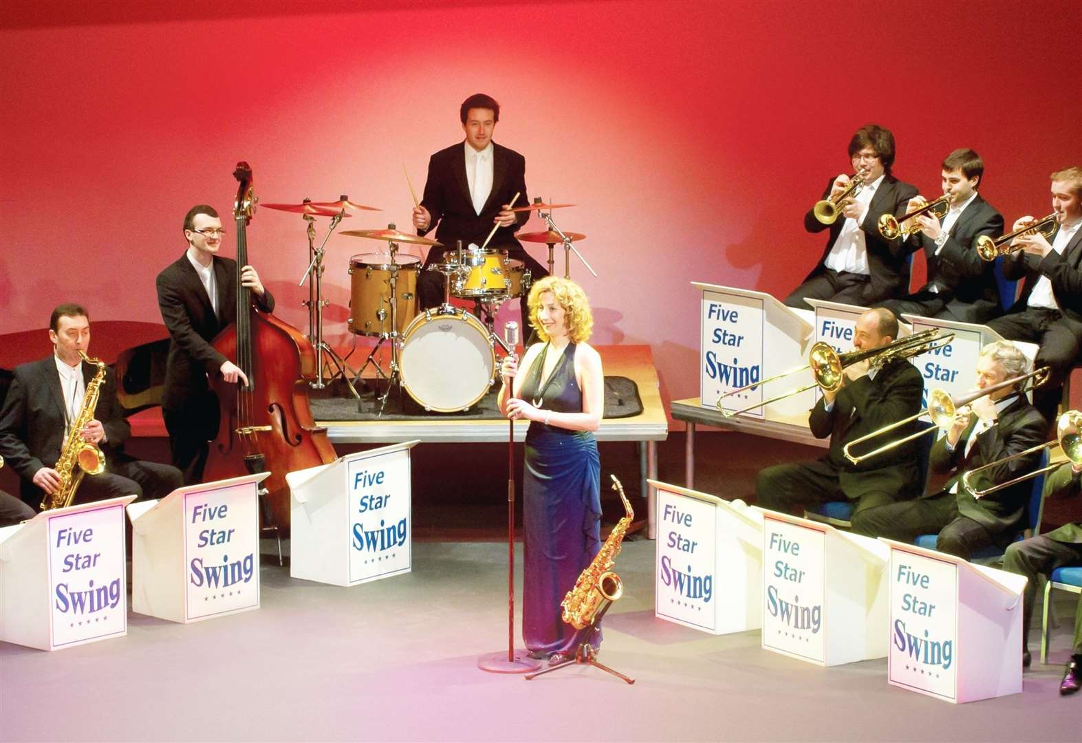Five Star Swing band will bring the big band sound to Christmas