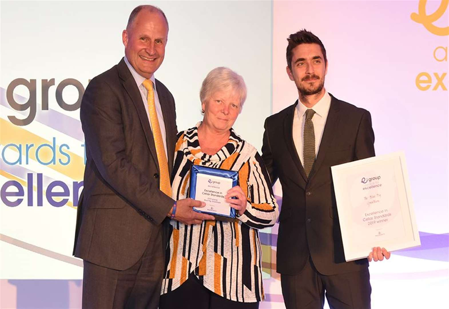 Excellence award for town centre pub