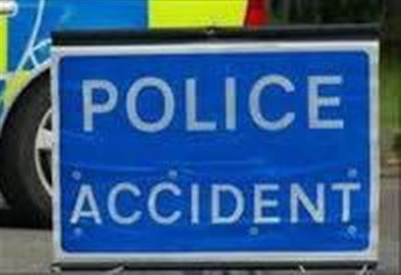 Three people injured in crash near the A1