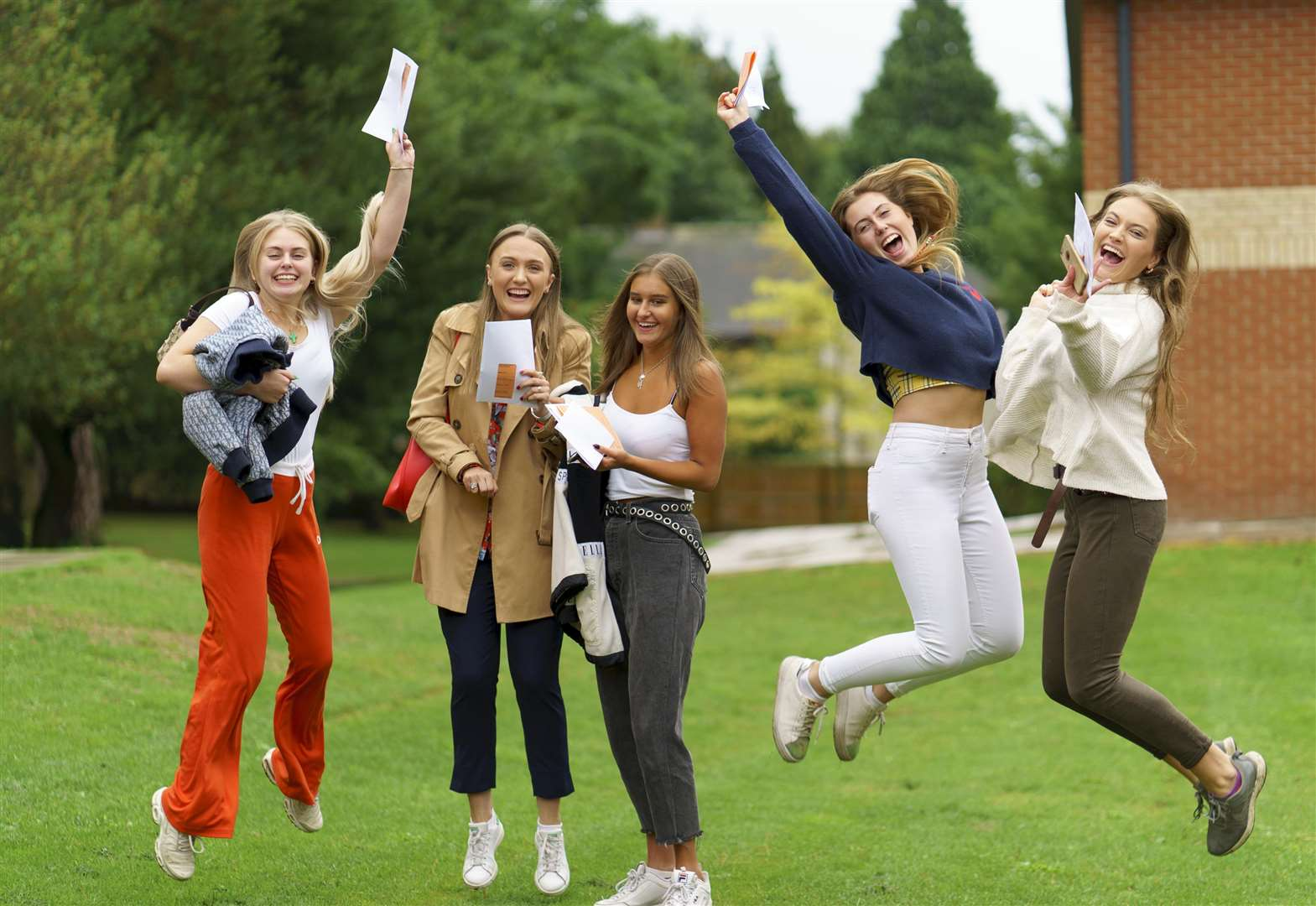 A-level delight at KGGS: 'Our students' results are richly deserved'