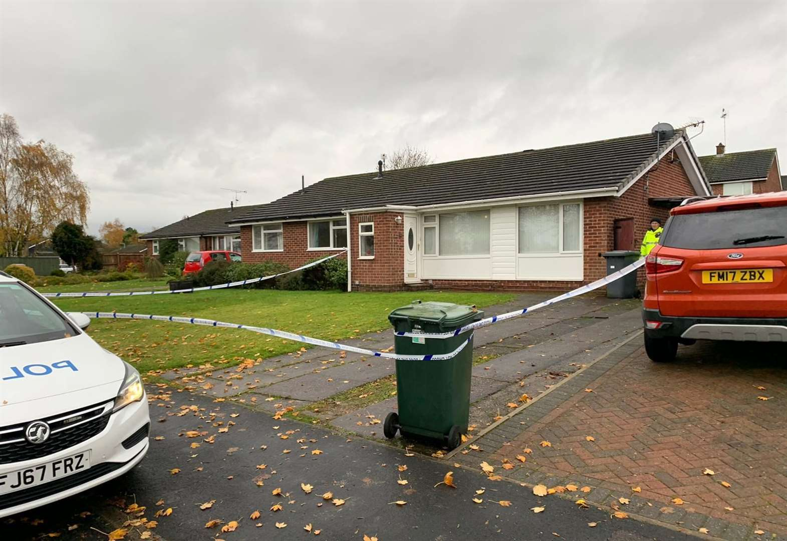 Man and woman who died at house in Bingham are identified