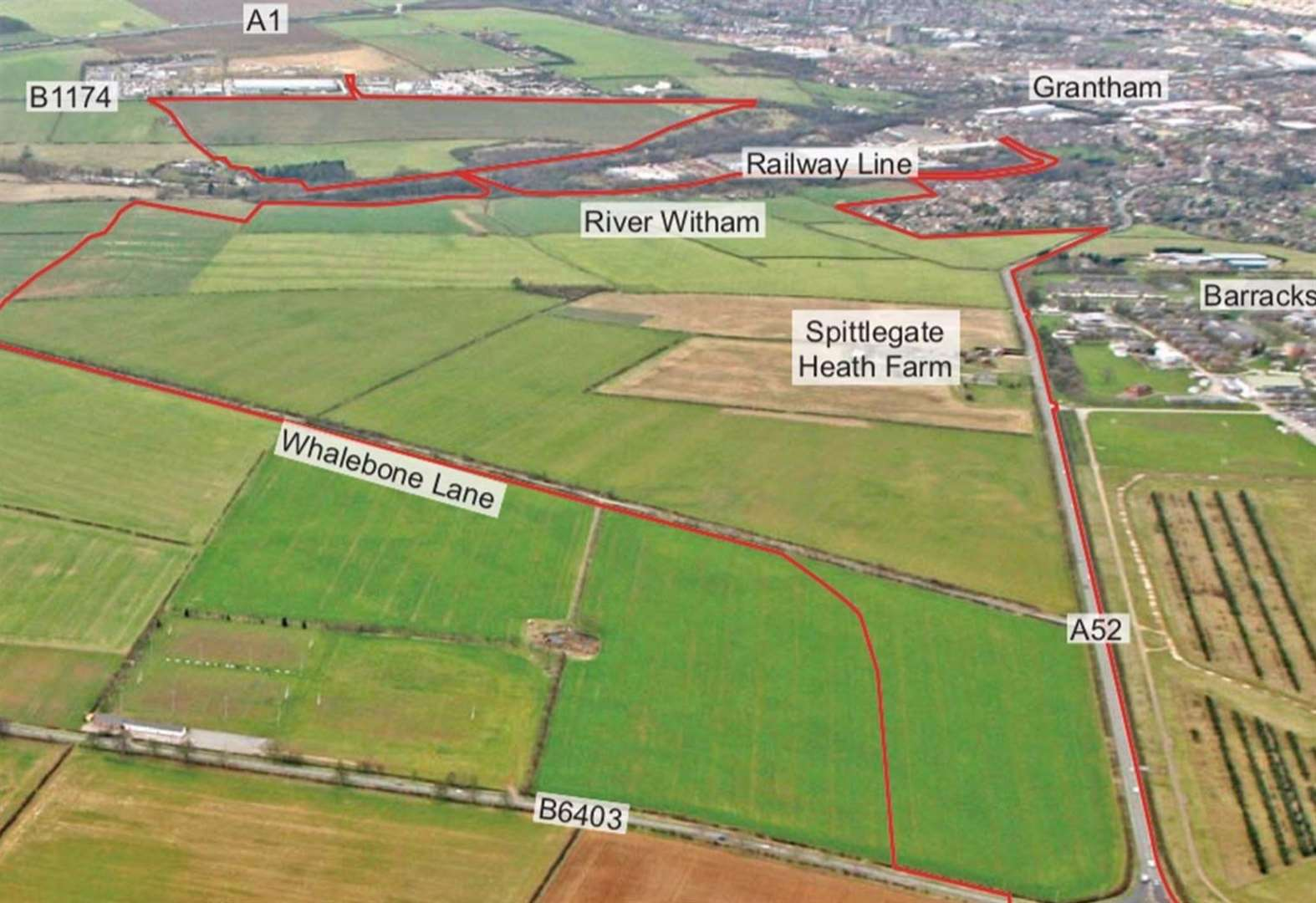 'Garden village' of 3,700 homes set for thumbs-up