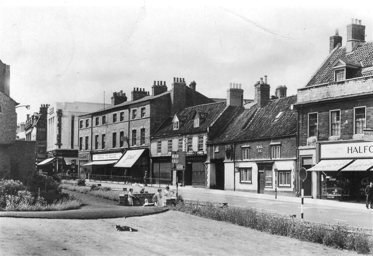 This week's Memory Lane takes you back to Grantham in the 1950s and 1980s