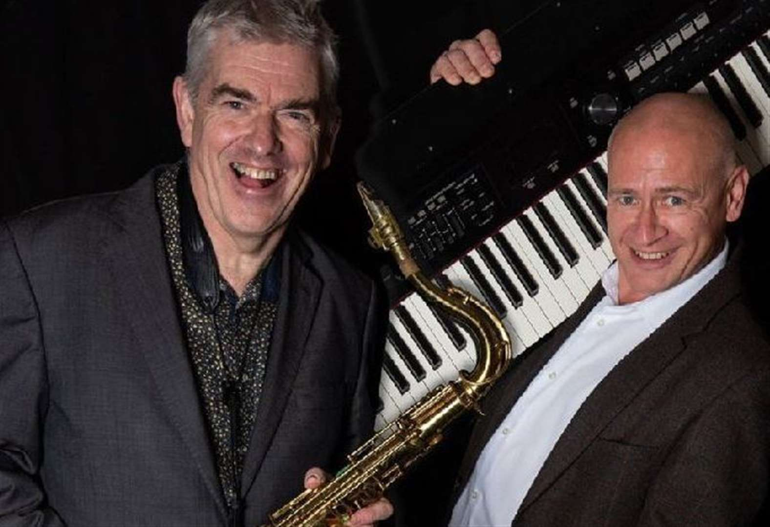 Talented duo sure to be a great introduction to jazz at Grantham Con Club