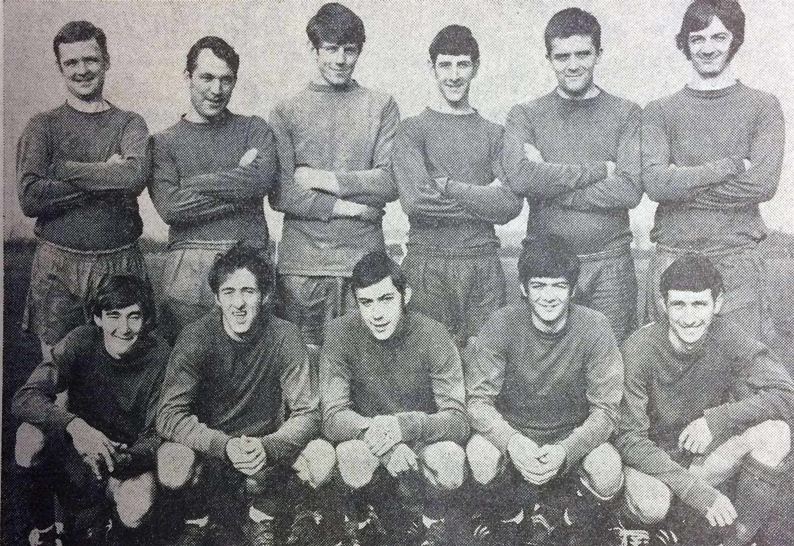 Fosters football team played in the Premier Division