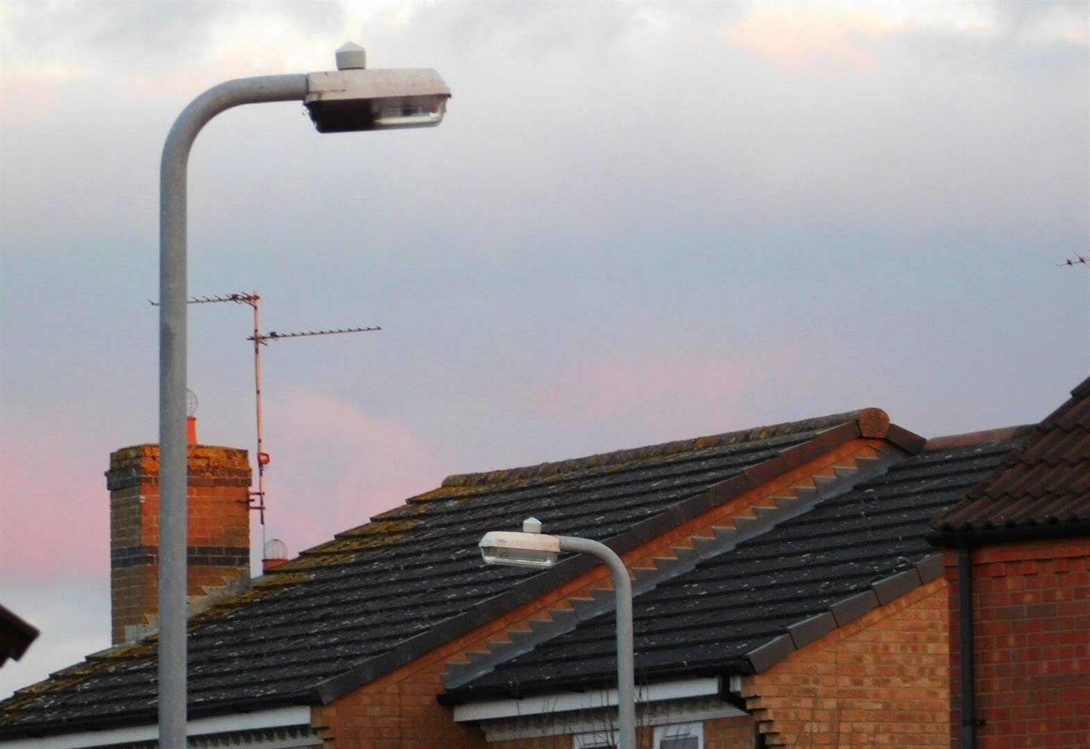Street lights can be turned back on at night - but it could cost £300 per light