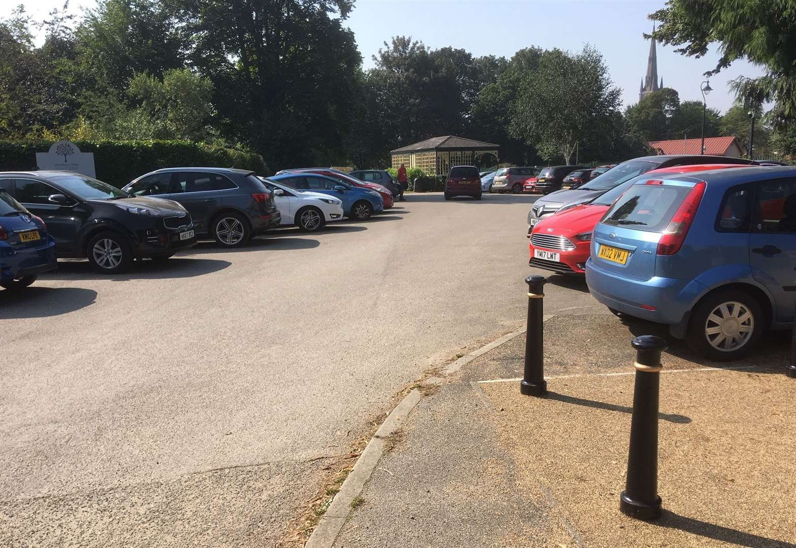 Extra car parking to be provided at two Grantham parks