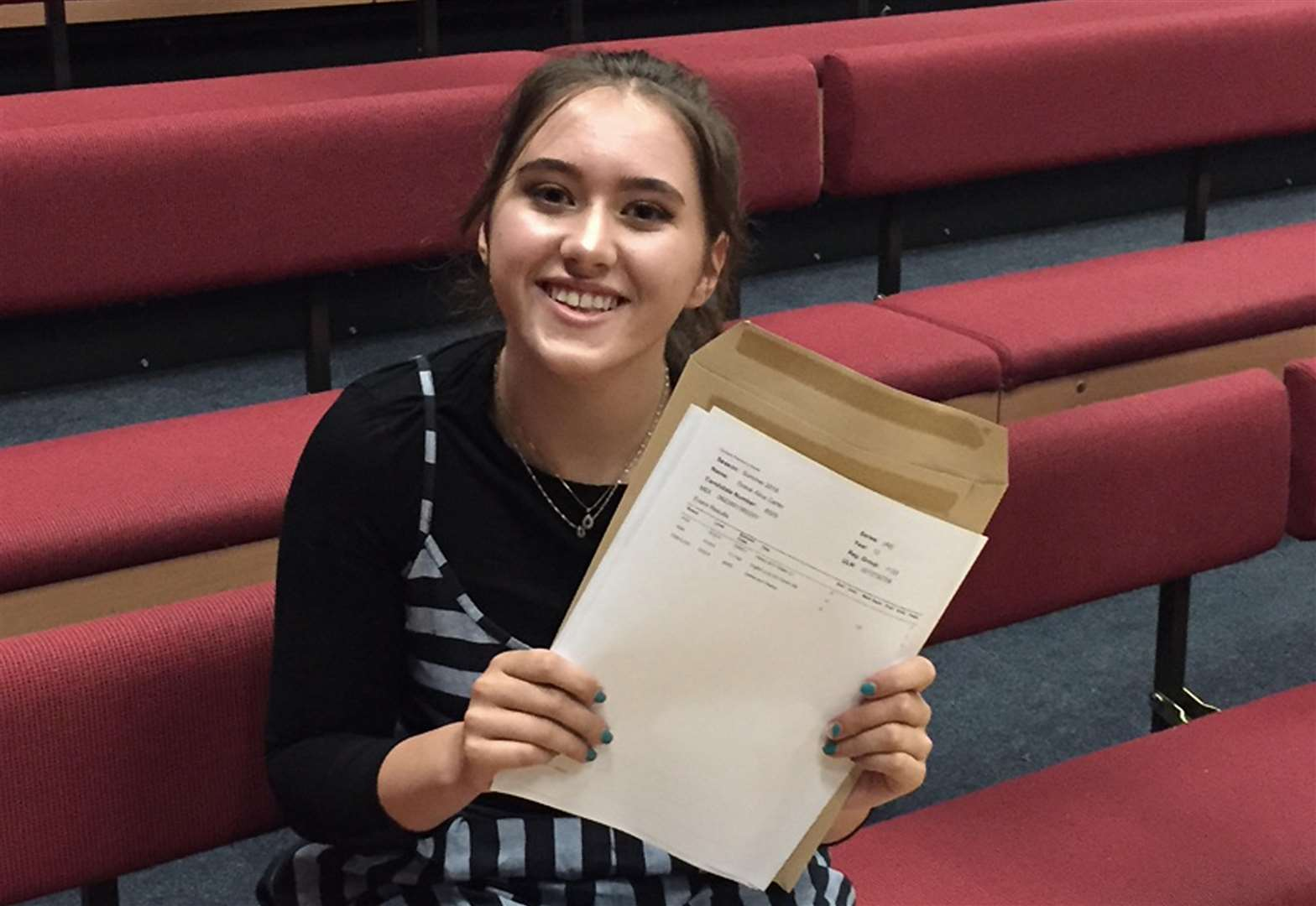 Outstanding A level results for Walton Girls