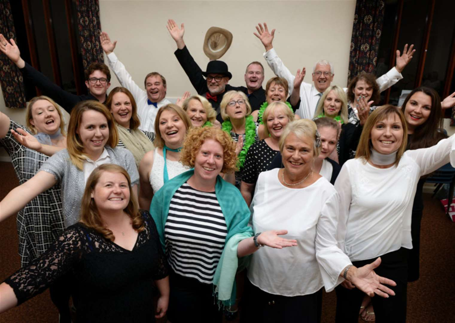 WHAT'S ON: Harrowby Singers are showcasing golden age of classics – and could you be the actor to play Pablo?