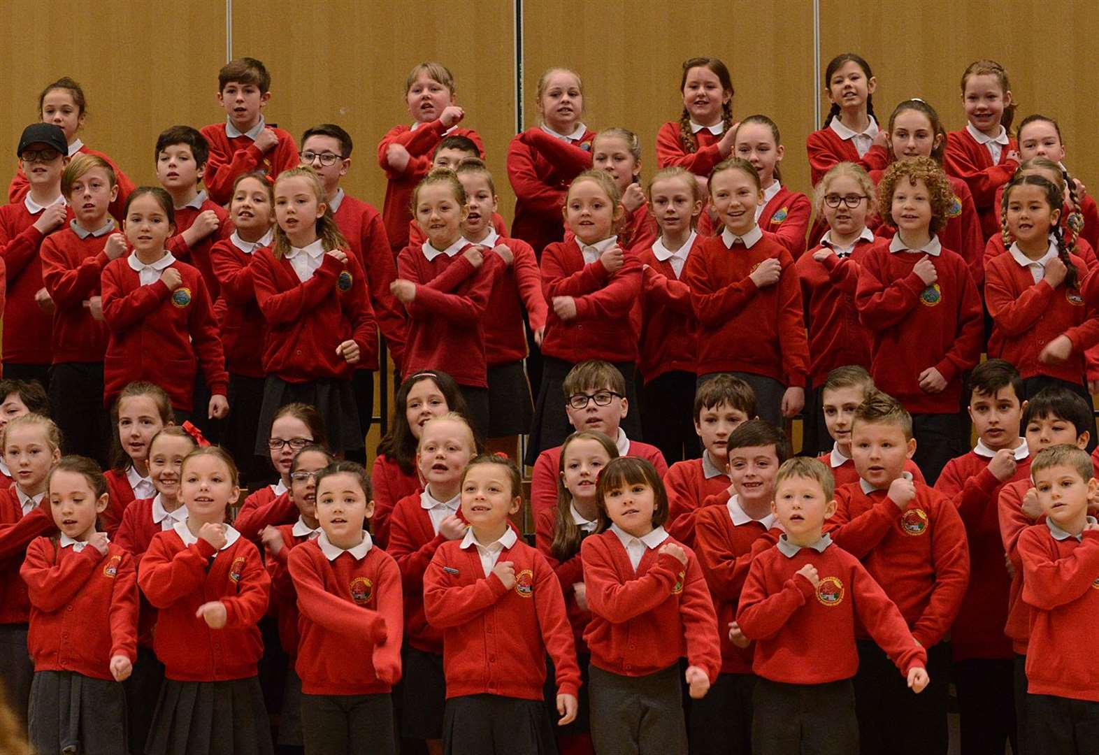Youngsters in the spotlight at Colsterworth Festival of Performing Arts