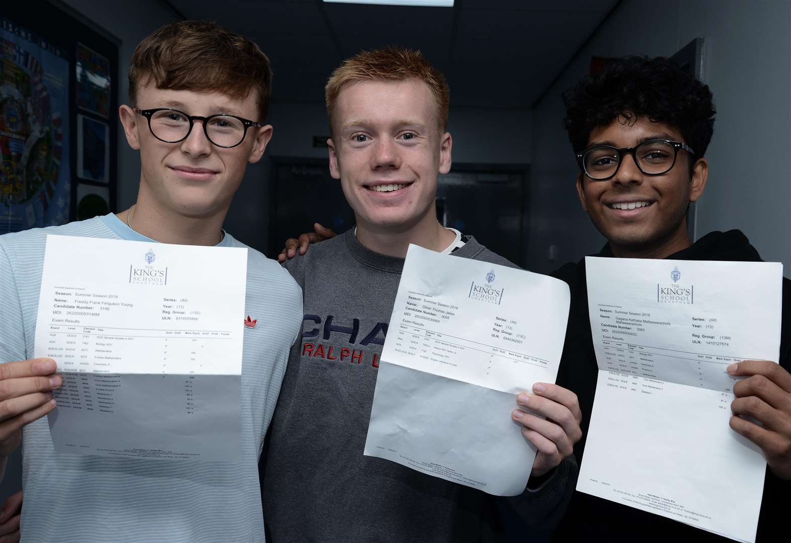 A-levels: More impressive results from The King's School