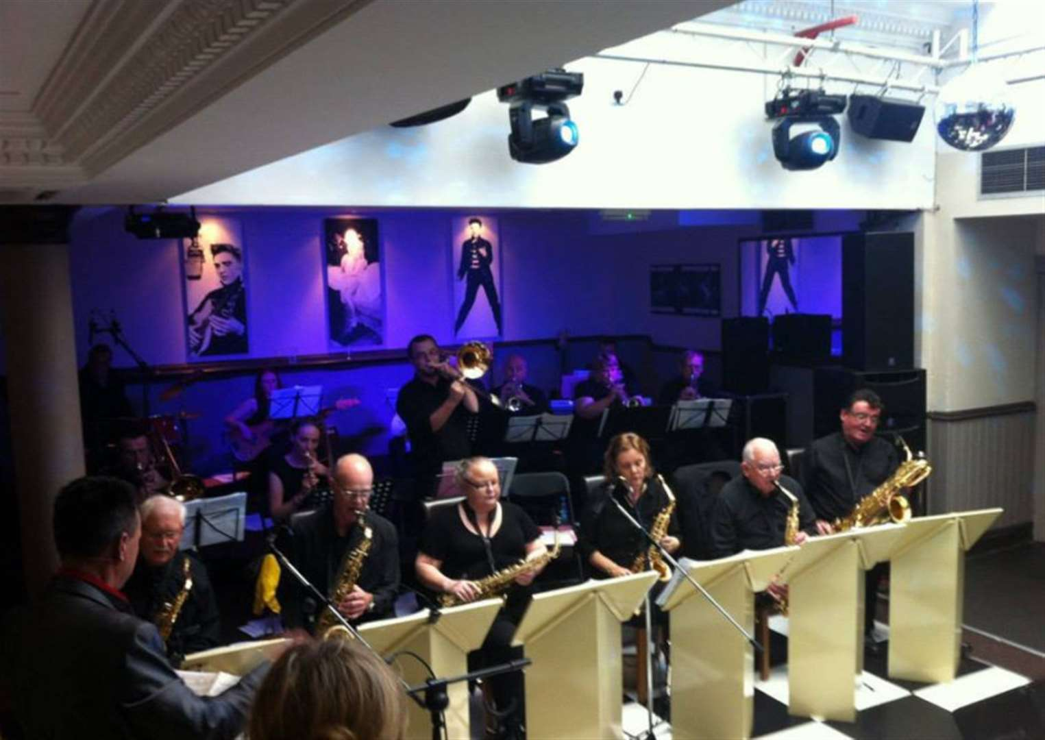 Grantham Rhythm and Blues Orchestra to play for Cystic Fibrosis Trust