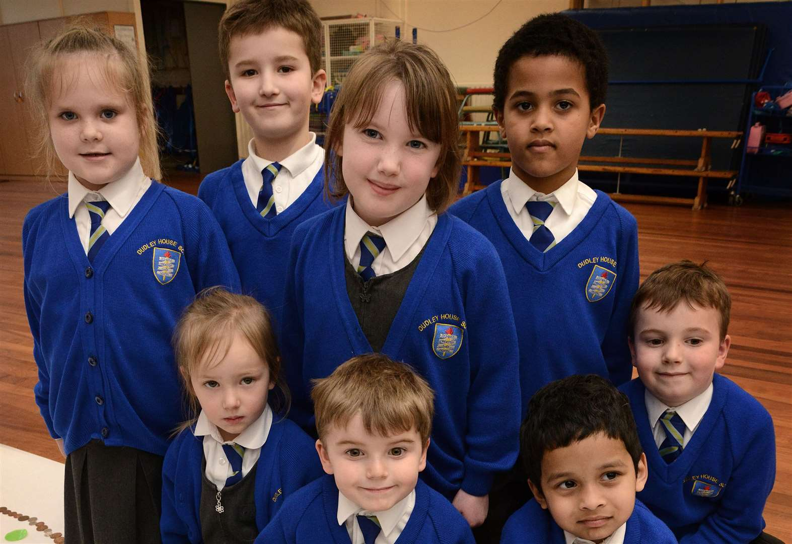 Grantham pupils bring maths alive with coin cobra