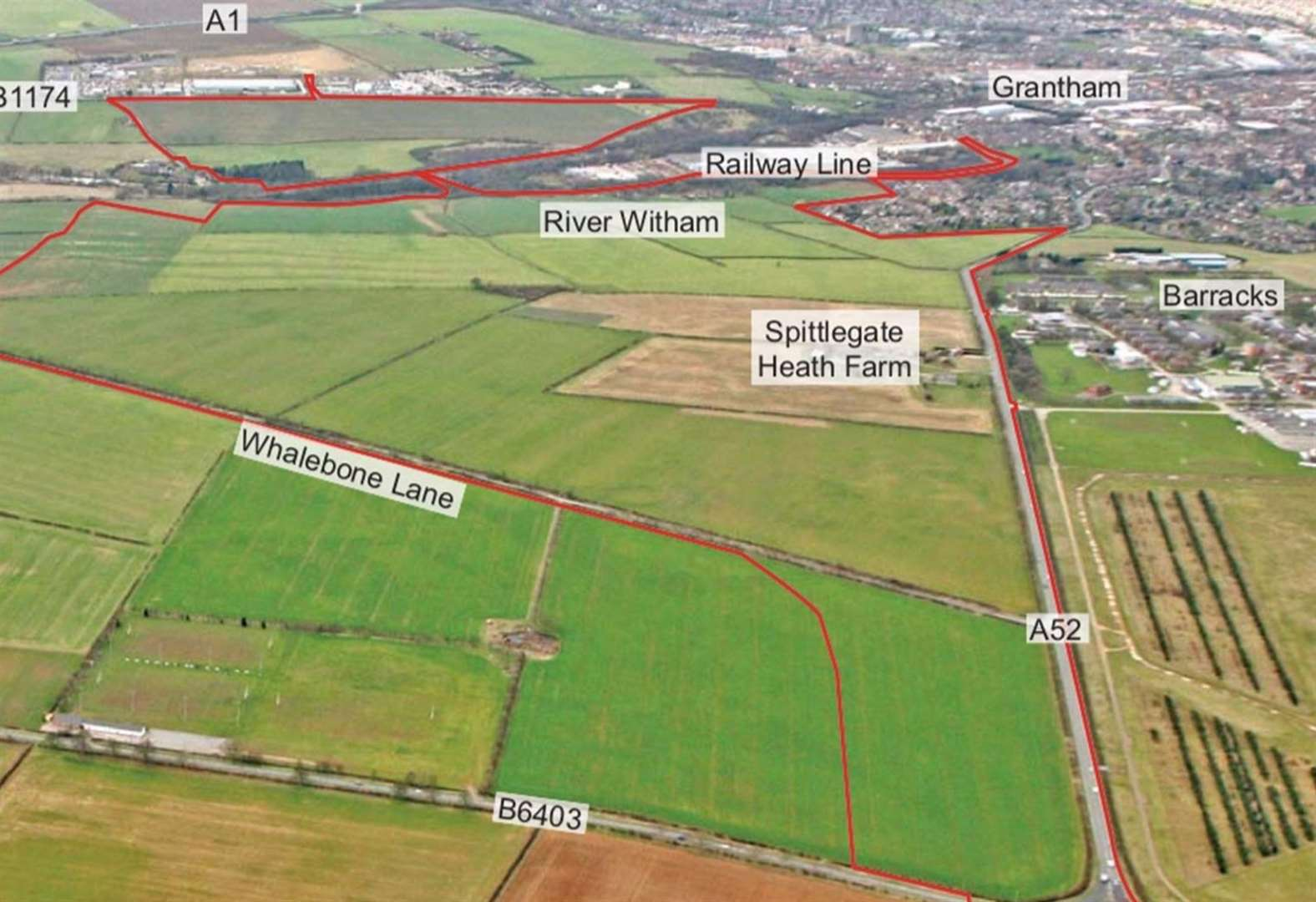 New parish council will be formed as plans for 3,700 homes are approved