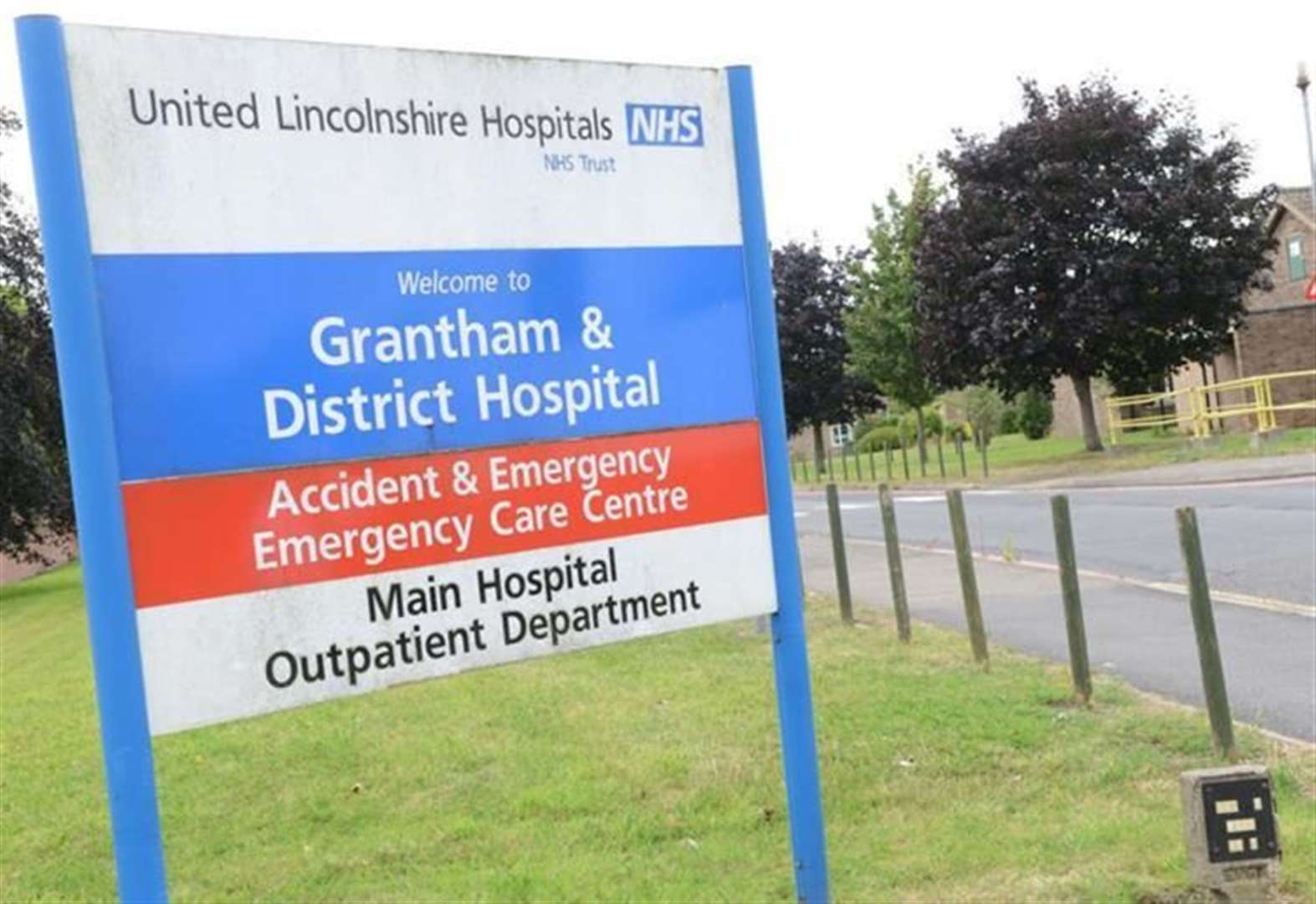 Let's have a 'healthy conversation' about Grantham Hospital