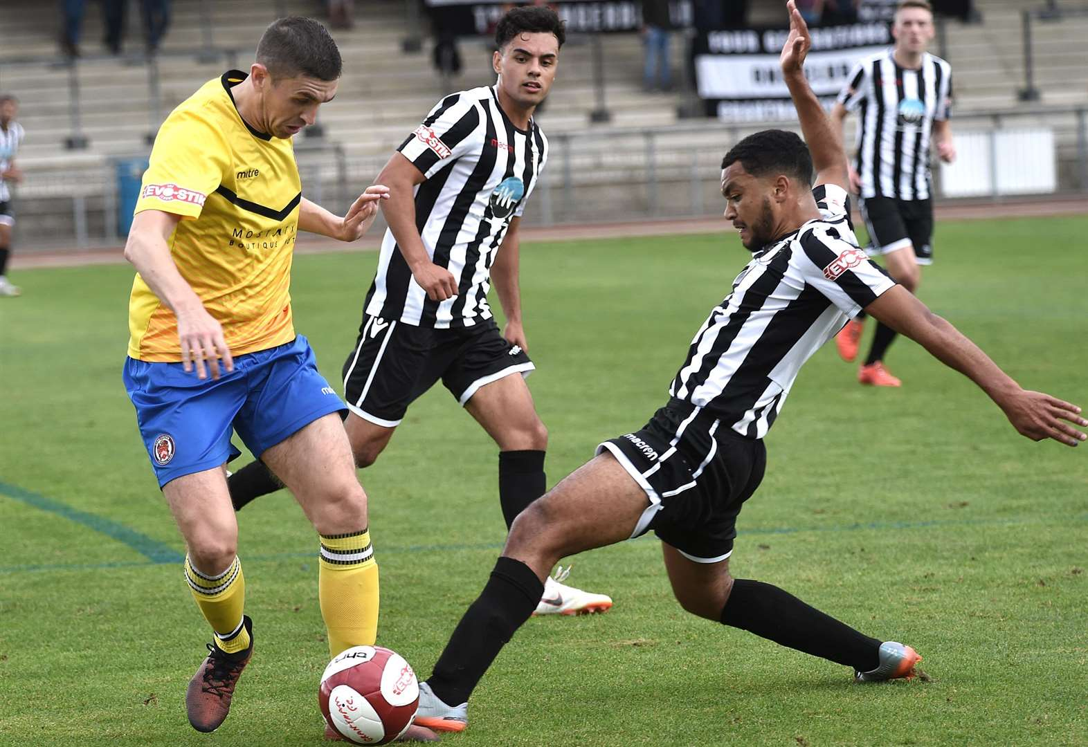 Grantham Town travel to St Ives for FA Cup tie