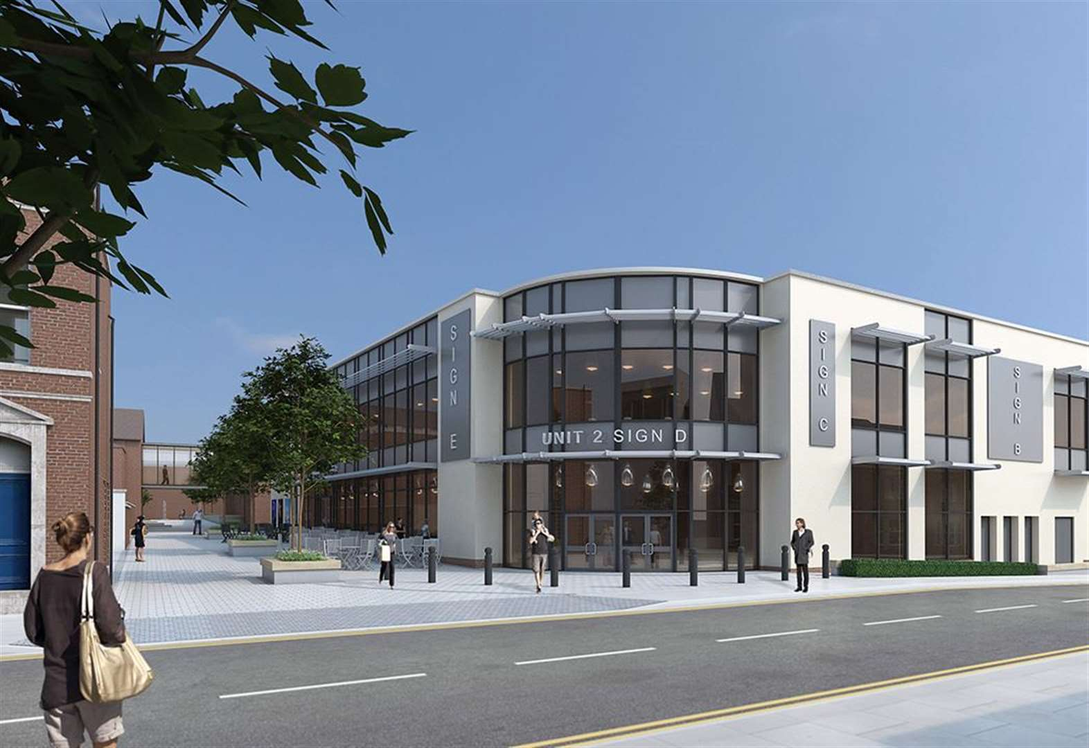 Company hired to find two restaurants for new cinema complex