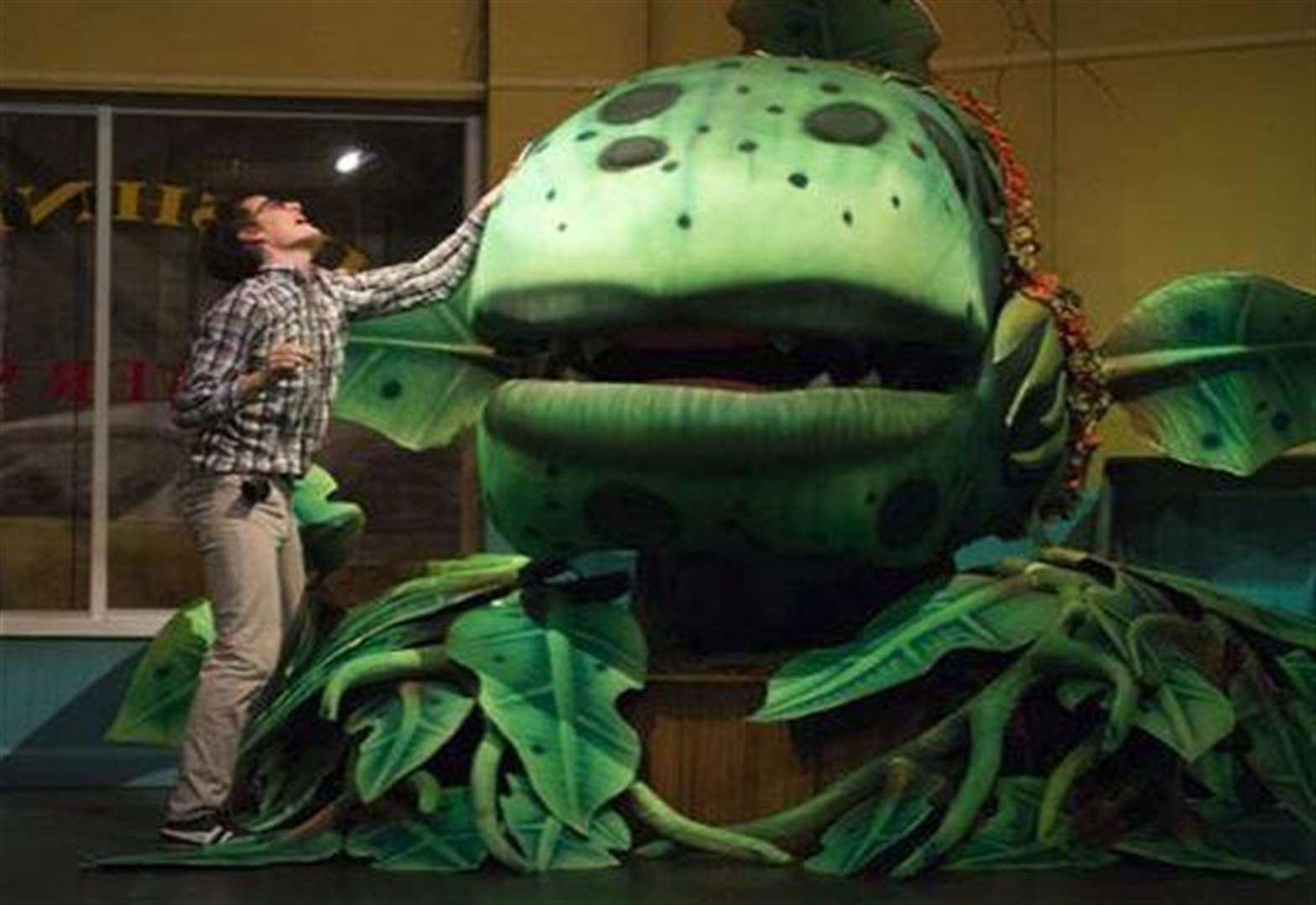 Little Shop of Horrors will be staged by Harrowby Singers