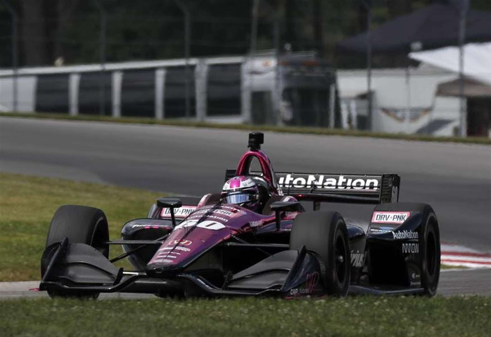 Bassingham racer Harvey expands IndyCar season to 10 races