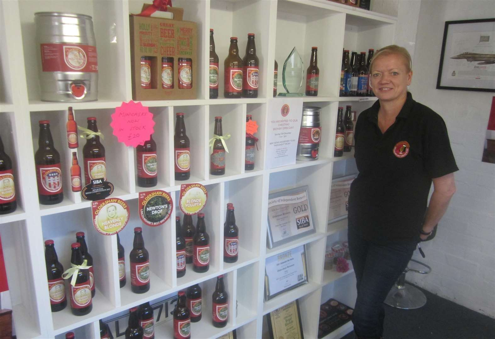 Grantham brewery will cease trading to be replaced by mobile bar business