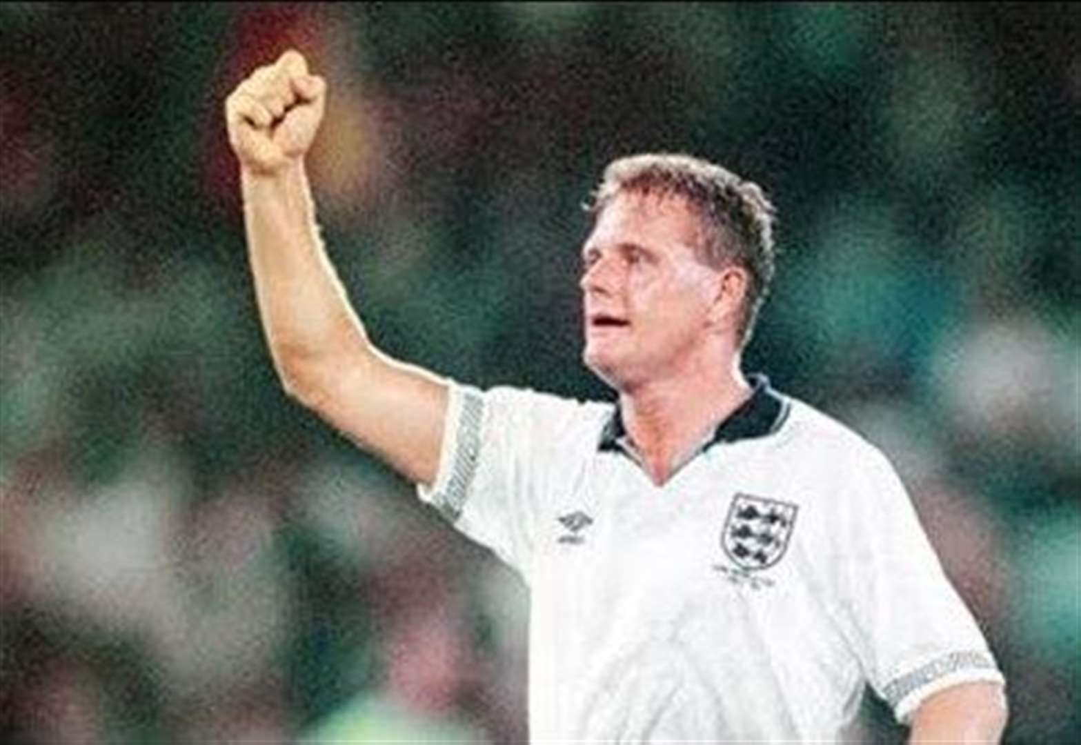 Paul Gascoigne is coming to Grantham collectables shop