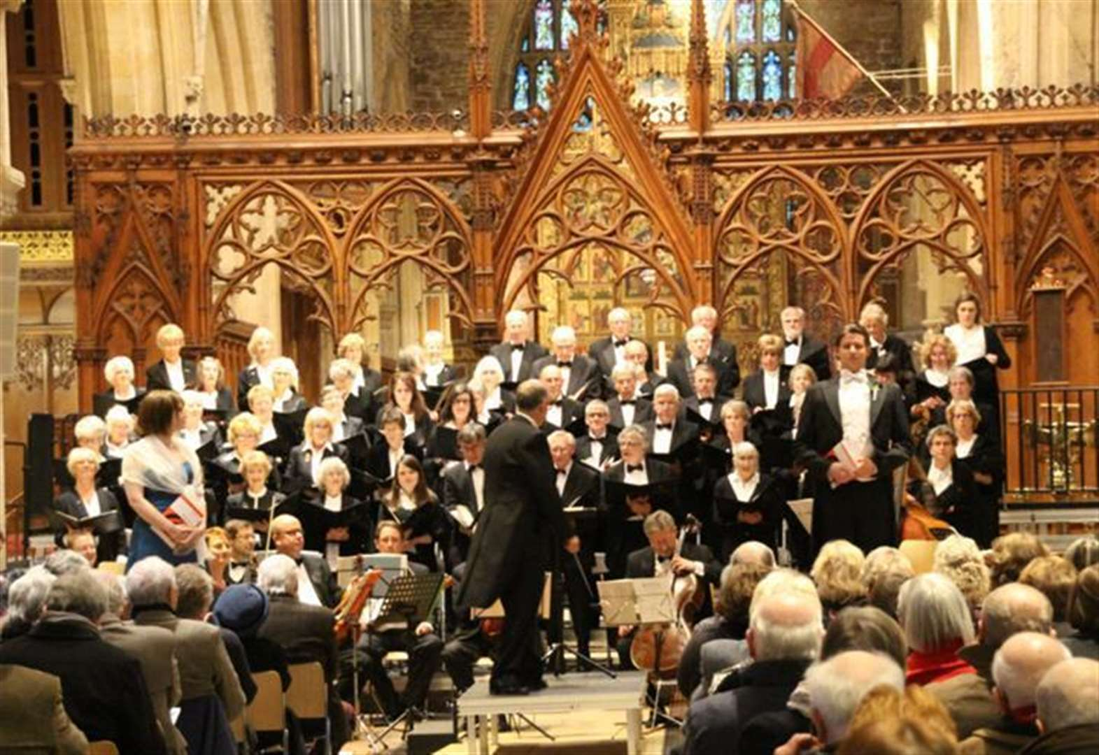 Choral Society to commemorate the end of the First World War