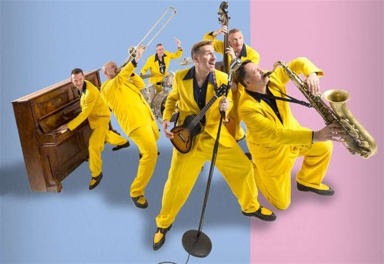 Jive Aces will blow your socks off