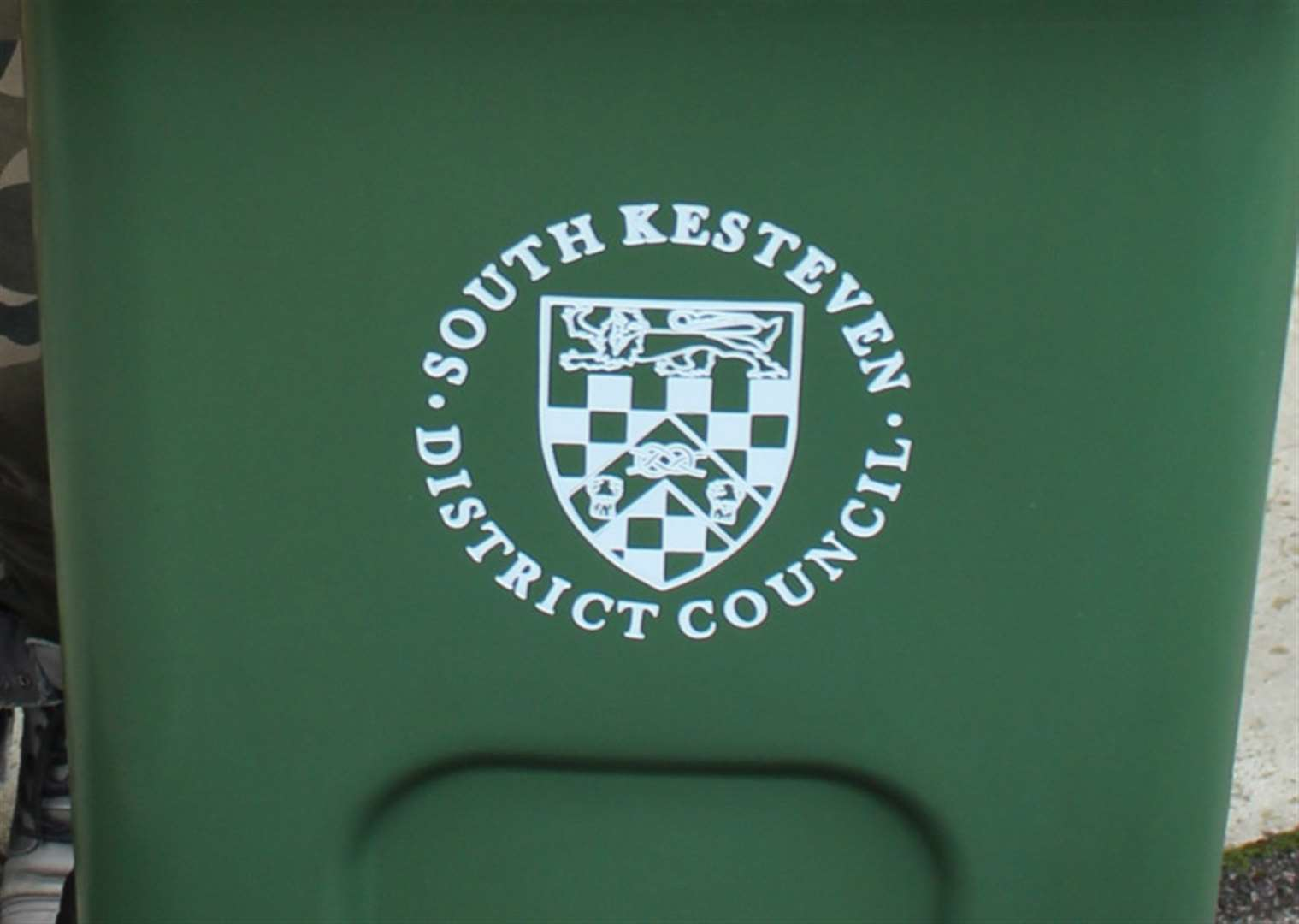 Rise in charges for green bins planned by SKDC